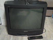 "Телевизор Sony 21"".54см — Аудио и видео в Ярославле"