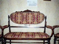 Антикварная мягкая мебель — Мебель и интерьер в Москве