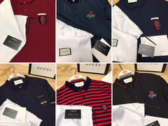 Поло Gucci Polo Shirt S/S 2017 summer luxe