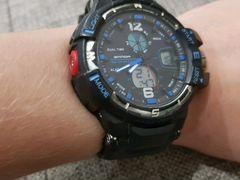 dbc998fb2904 Часы Lasika K-Sport новый - Личные вещи, Часы и украшения ...