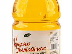 Масло подсолнечное Высший сорт 5 литров
