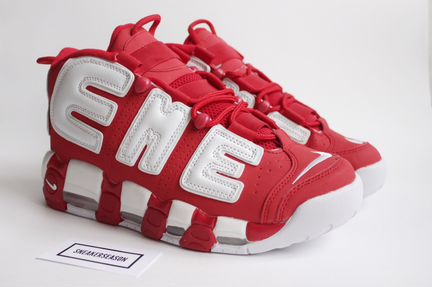 044b39103cc4 Nike Air More Uptempo x Supreme Red (разные цвета)