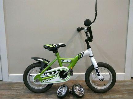 Детский велосипед Schwinn tiger 12