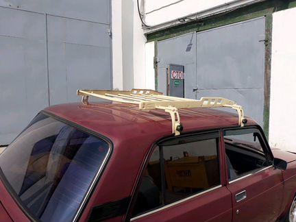 Багажник на Ваз объявление продам