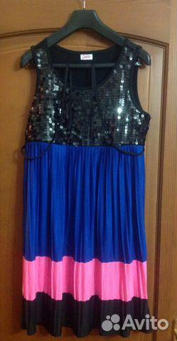 001fbe21aed Нарядное платье для девочки 11 лет купить в Москве на Avito ...