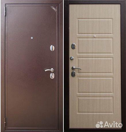 недорогие металлические двери от 5 т р до 10 т