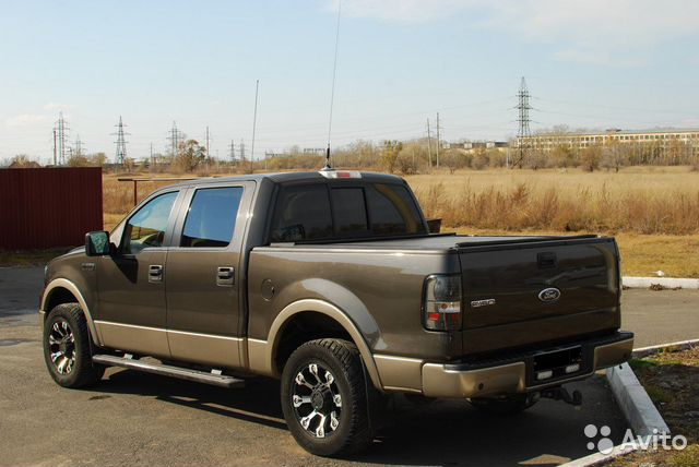 Ford F-150, 2006
