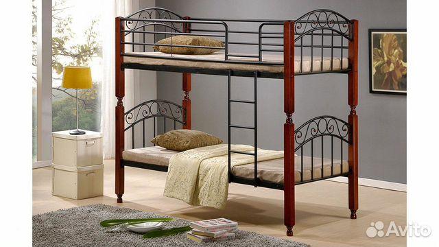 Двухъярусная кровать ат 9126