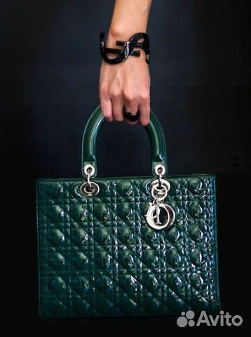 9e95d9ba4b6a Сумка lady Dior emerald Green - Личные вещи, Одежда, обувь, аксессуары -  Ставропольский край, Ставрополь - Объявления на сайте Авито