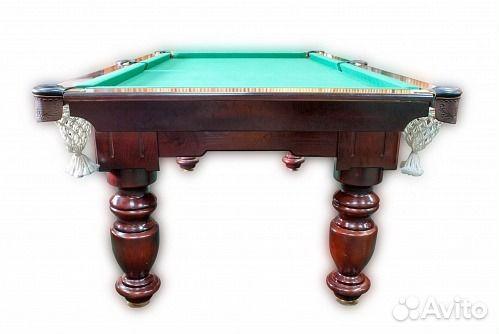 Бильярдный стол классик тула люкс