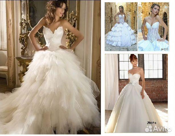 Свадебное платье юбка перьями