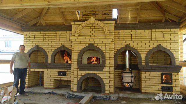 Строительство барбекю, мангалов в волгограде образцы домашних барбекю