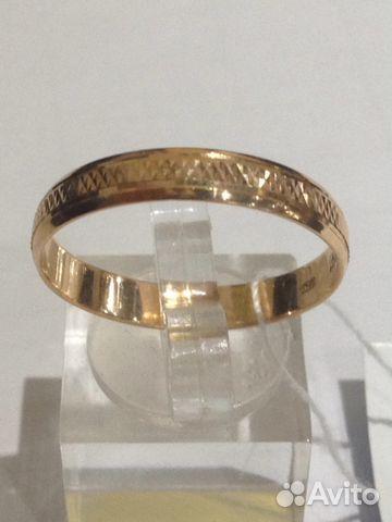 4165b23c6f93 Продаю обручальное кольцо 585 пробы купить в Самарской области на ...