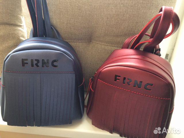 7444d4eed5cb Кожаный рюкзак ручной работы frnc 1960 купить в Москве на Avito ...