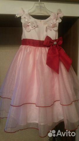 6654b8c7b97 Нарядное платье для девочки futurino р.92