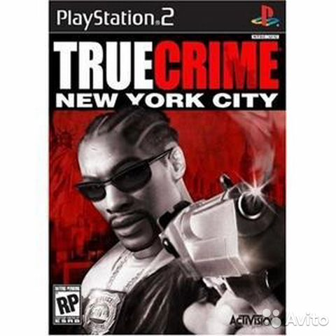 True Crime New York City (PS2)(Лицензия)— фотография №1