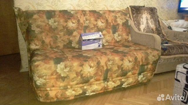 диван аккордеон бу купить в москве на Avito объявления на сайте авито