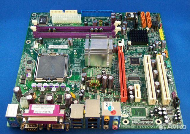 Acer 946GZT AM2 Socket 775