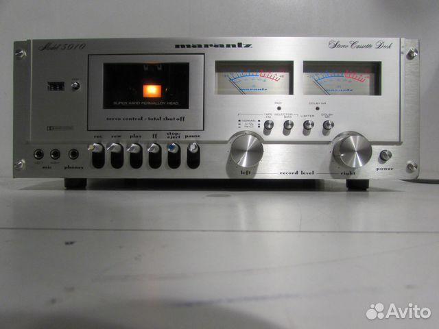 Marantz Model 5010 Кассетная дека Japan 1978г
