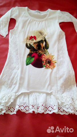 Платье 5 лет Италия Сарабанда 89506331070 купить 1