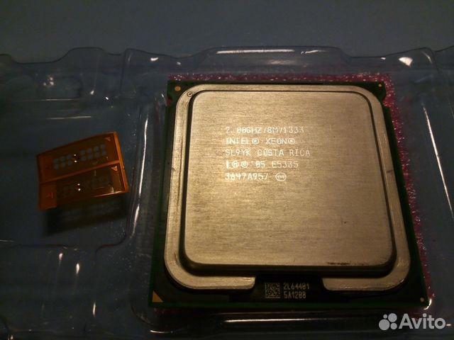 Intel Xeon X3363 4-ядра 2,83Ghz Socket 771/775   Festima Ru