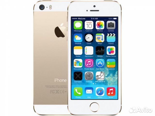 69ea1f72cde Apple iPhone 5s 32gb Gold Refurbished Магазин купить в Москве на ...