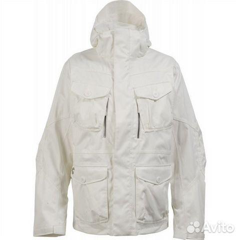 e666ce60deaa Куртка сноубордическая Burton Field Белая L   Festima.Ru ...