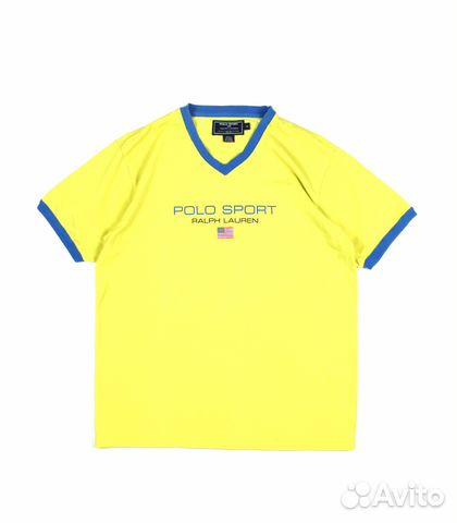 63c83f5ac30 Polo Sport by Ralph Lauren футболка купить в Москве на Avito ...