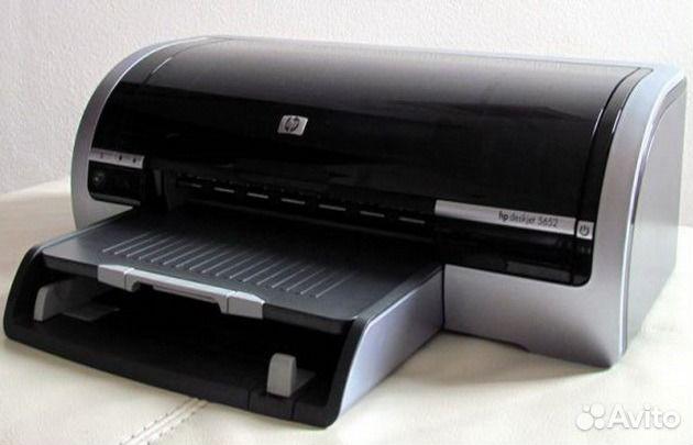 HP DESKJET 5652 COLOR INKJET PRINTER WINDOWS 7 64 DRIVER