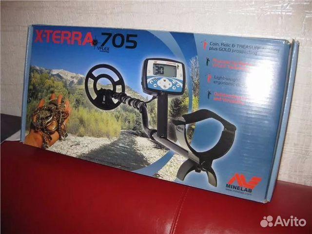 Minelab x-terra 705 + лопата fiskars и рюкзак, москва.