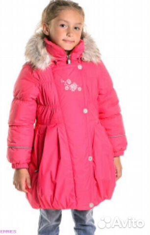 Kerry пальто для девочки зима