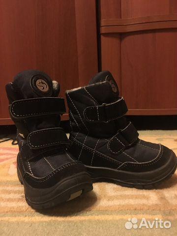 856a627b5 Детские демисезонные ботинки Alaska обувь сапоги | Festima.Ru ...