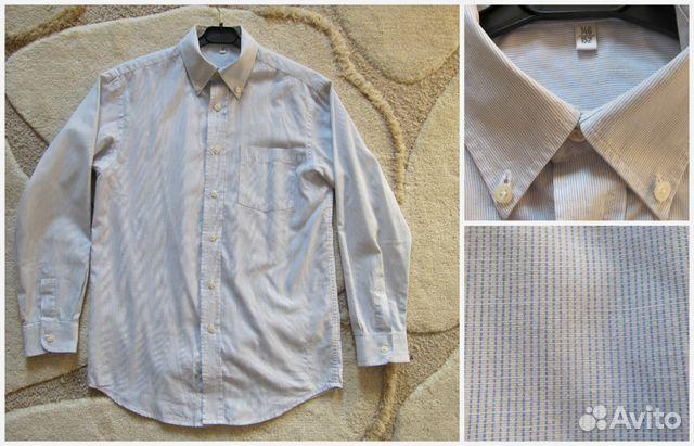Рубашки на мальчика 11-12 лет (146- 152 ) купить в Нижегородской ... b51484b12d9