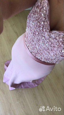 Платье вечернее 89509182252 купить 1