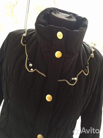Пальто женское Love Moschino