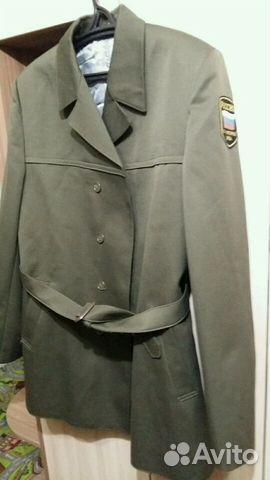 Пальто военное купить в Московской области на Avito — Объявления на ... bc782764bf7bf