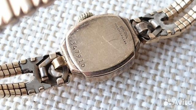 Женские наручные часы Bulova Accutron Винтаж 89525003388 купить 6