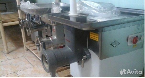 Машина для измельчения мяса мим-80 мясорубка