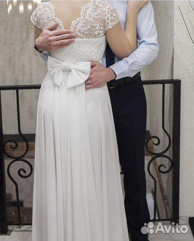 02dbdf15106 Продам свадебное вечернее платье