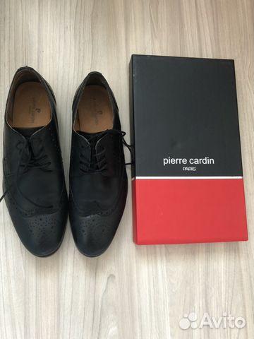 Мужские ботинки туфли Pierre Cardin 43   Festima.Ru - Мониторинг ... c82d997dccc