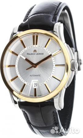 e9a18098 Часы Maurice Lacroix Pontos PT6148-PS101-130 купить в Республике ...