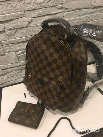 17bf2ae92f42 Рюкзак Louis vuitton луи витон арт.048 купить в Москве на Avito ...