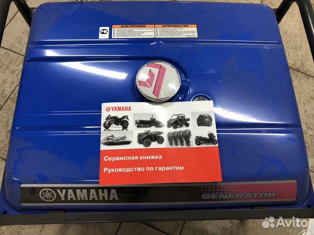 Генератор Yamaha EF 6600 89139853596 купить 7