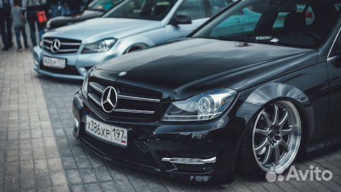 Спортивный выхлоп Sport ASR Mercedes W204 | Festima Ru - Мониторинг