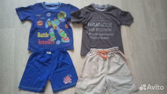 be925ecc0f0 Костюмы (футболка и шорты)