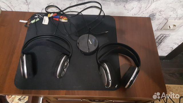Philips SHC5102 10 black Наушники беспроводные— фотография №1 8534b69c993a