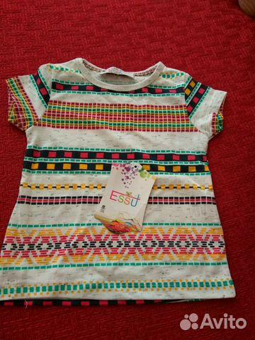 Новая футболка детская 89134842209 купить 1