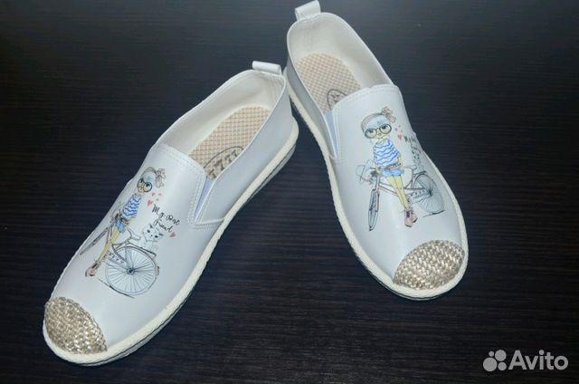 dfd7a258a Обувь. Продаю новые слипоны | Festima.Ru - Мониторинг объявлений