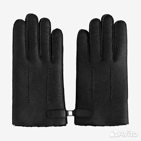 bbf8b03511fe Перчатки Hermes Pair (оригинал, черные) купить в Москве на Avito ...