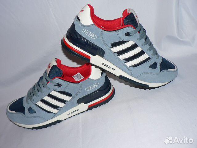 e5b934b9 Кроссовки Adidas ZX750. Размер 43(27,5см) / №102 купить в Санкт ...